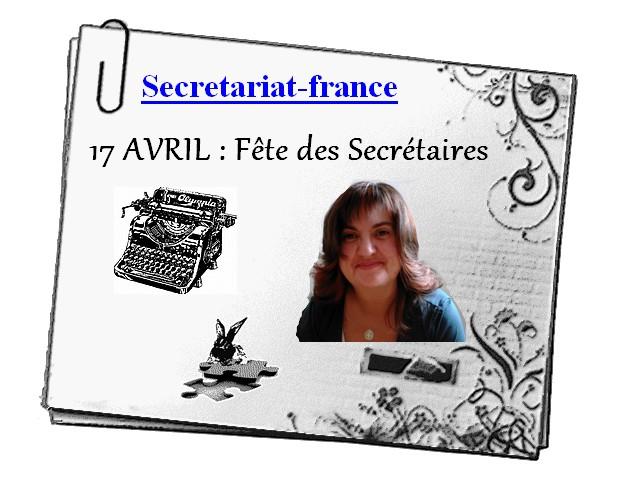 Fête des secrétaires