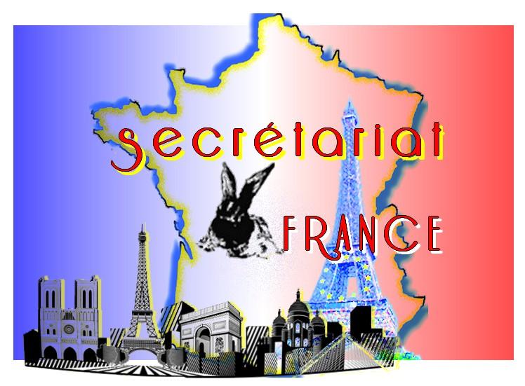Secrétariat France PARIS