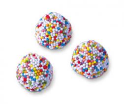mûre perlée multicolore