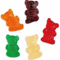 ours gélifié lisse xxl