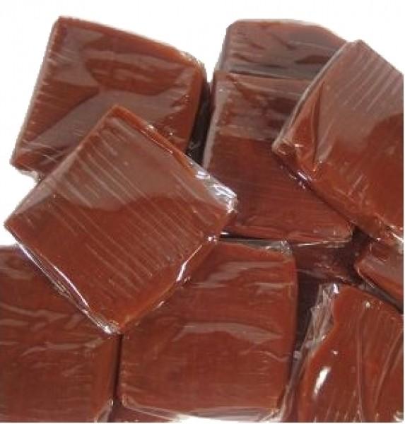 palet caramel-chocolat