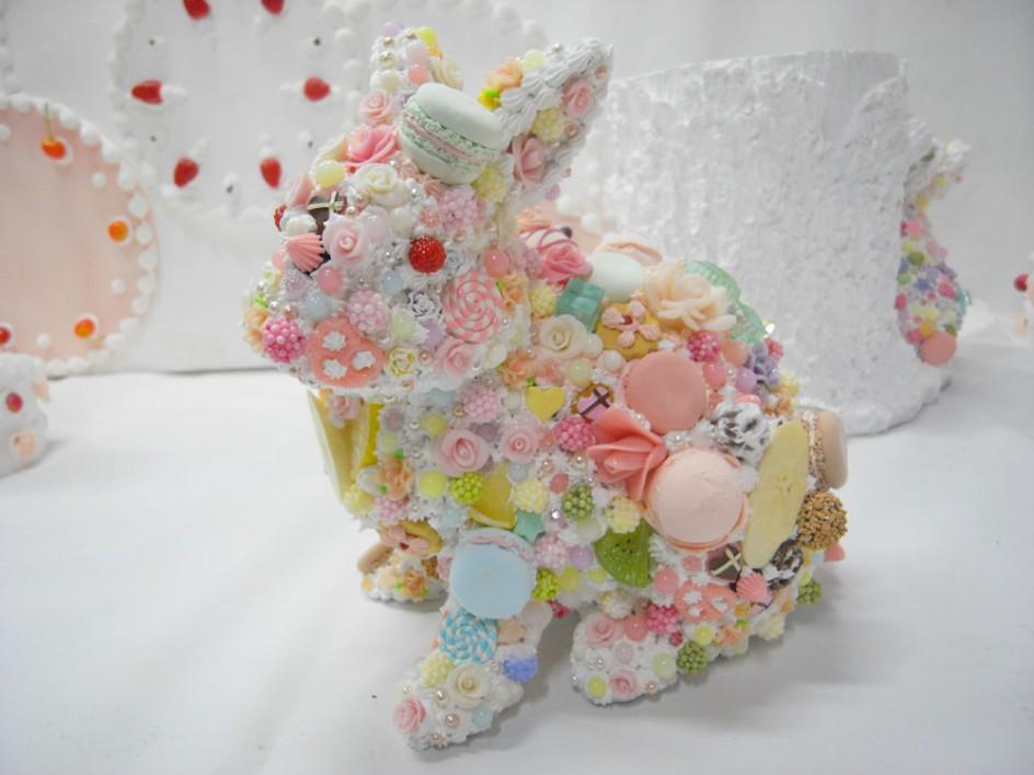 sculpture-sucre-bonbon-lapin
