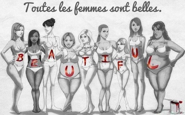 toutes femmes belles